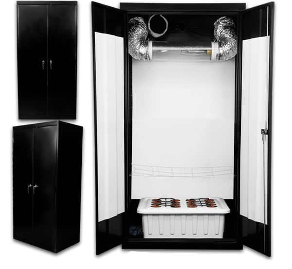 SuperFlower 3.0 – Grow Cabinet