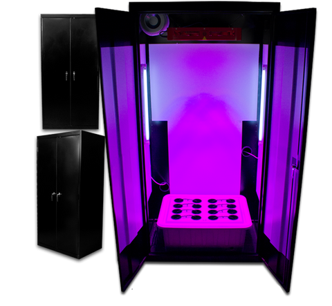 LED SuperFlower 3.0 – LED Grow Cabinet