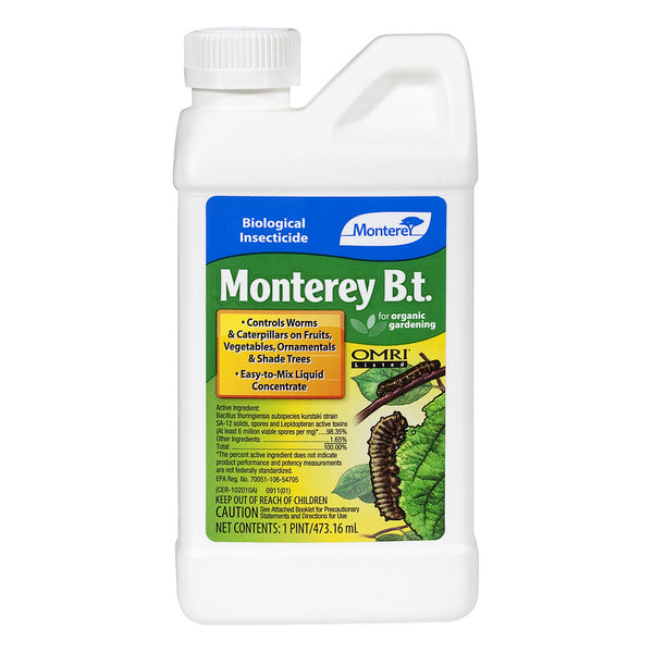 Monterey B.t. Concentrate, 16 oz