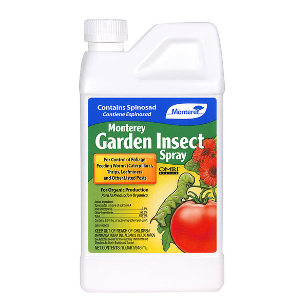 Monterey Garden Insect Spray Concentrate, qt
