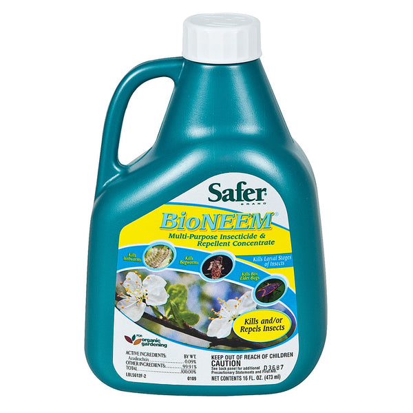 Safer Brand BioNEEM Concentrate, 16 oz