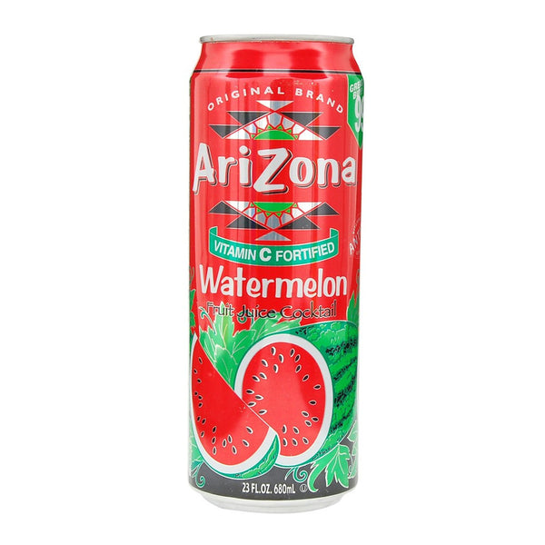 Arizona Watermelon Stash Can 23 oz