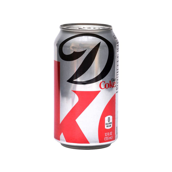 Diet Coke Stash Can 12 oz