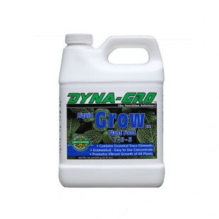 Dyna-Gro Grow 7-9-5 5 Gallon