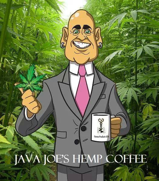 Java Joe's CBD Drinks