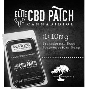 Transdermal CBD Patch – Mary's Nutritionals