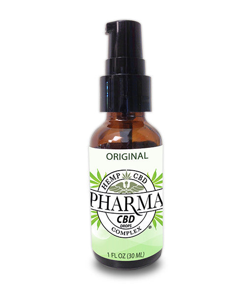 CBD Oral Spray – Original Flavor