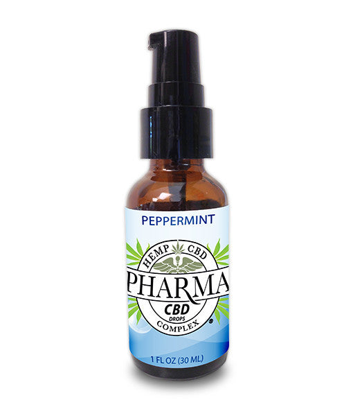 CBD Oral Spray – Peppermint