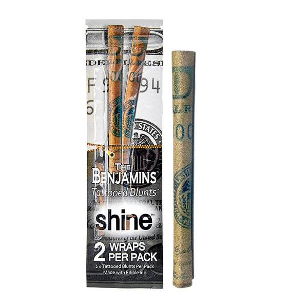 SHINE Benjamin Tattooed Wrap - 5 Pack