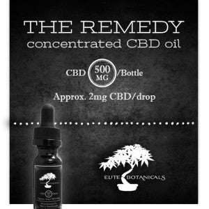 Elite CBD Remedy – Mary's Nutritionals