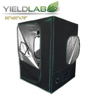 Yield Lab 60x60x78 Reflective Grow Tent