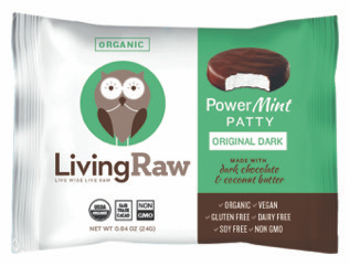 PowerMint Patty, comes in 2 minty flavors!