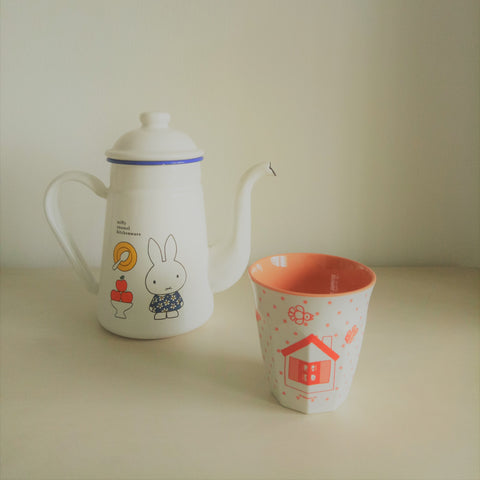 Miffy II Cup House (Salmon Pink)