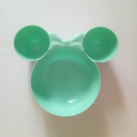 Melamine Minnie Mint Bowl