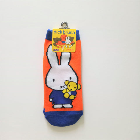 Miffy III Socks (Orange)
