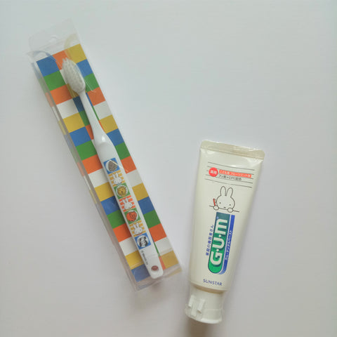 Miffy III Toothbrush (Animal)