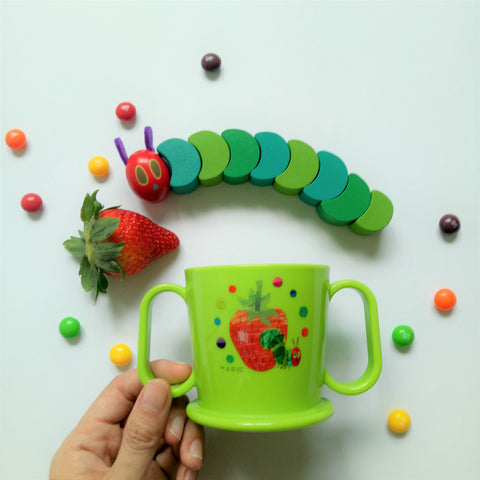 The Very Hungry Caterpillar Baby Mug II  (Green)