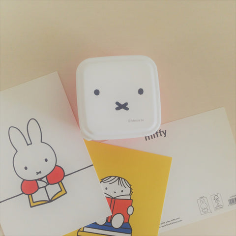 Miffy III Container (White)