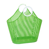 Sunjellies Fiesta Shopper - Large Green