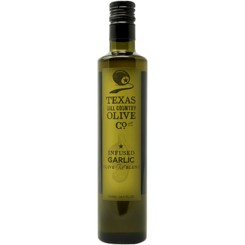 Texas Hill Country Olive Co. Garlic Infused Olive Oil