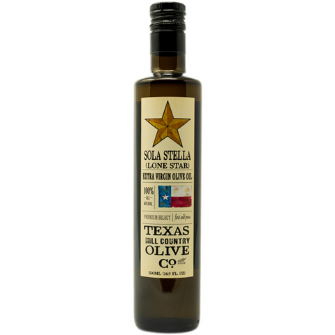 Texas Hill Country Olive Co. Sola Stella Extra Virgin Olive Oil