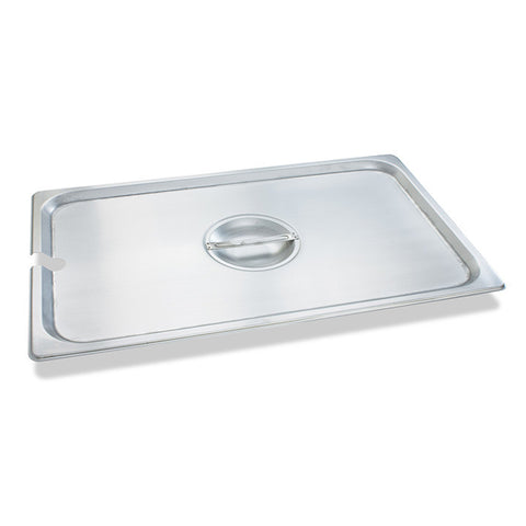Steamtable Pan Notched Cover