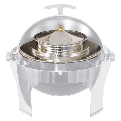 Round Elegance Chafer - Soup Station