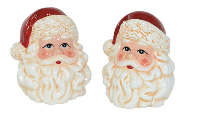 Santa Salt & Pepper Set
