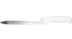 Mercer Ultimate White® Offset Bread Knife