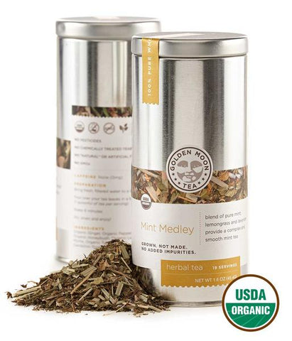 Golden Moon Tea Mint Medley