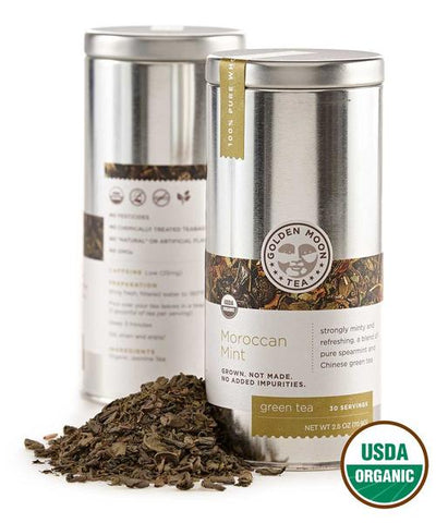 Golden Moon Tea Moroccan Mint