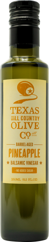 Texas Hill Country Olive Co. Pineapple Balsamic Vinegar