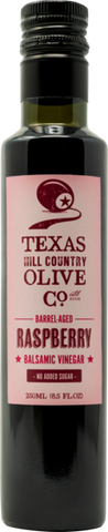 Texas Hill Country Raspberry Balsamic Vinegar