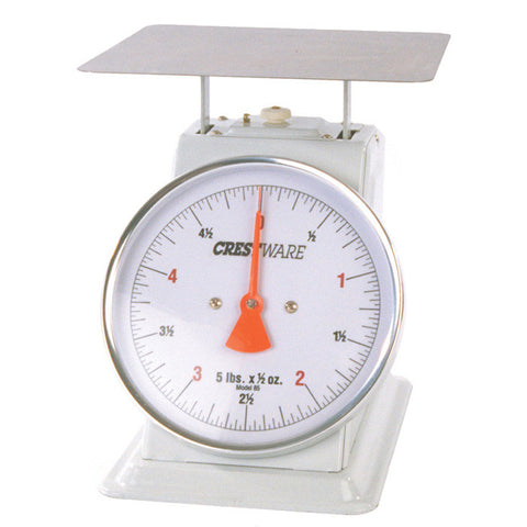 "Heavy Duty Scale - 8"" Dial Face"