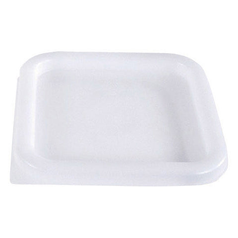 Lid for White Square Food Storage Container