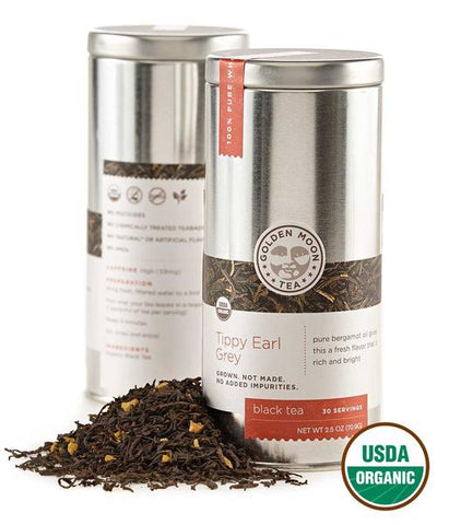 Golden Moon Tea Tippy Earl Grey