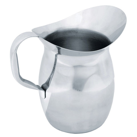 Deluxe Stainless Steel Bell Pitcher