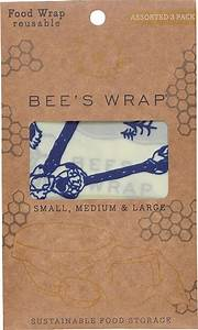 Bee's Wrap Bees and Bears Assorted 3 Pack
