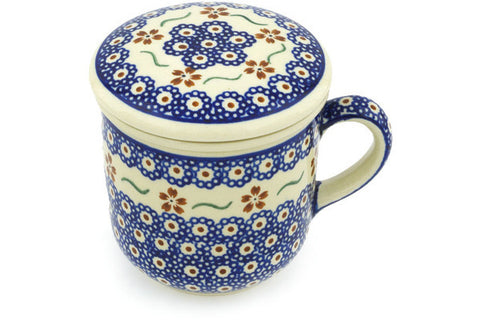 Polish Pottery Brewing Mug
