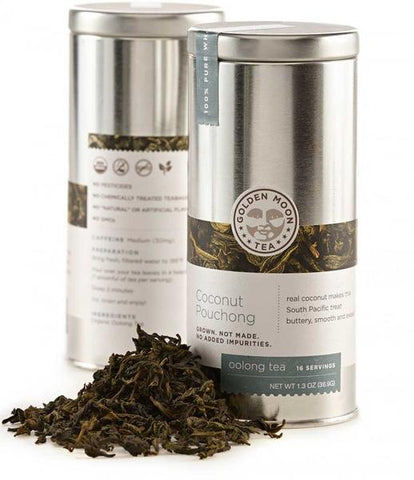 Golden Moon Tea Coconut Pouchong