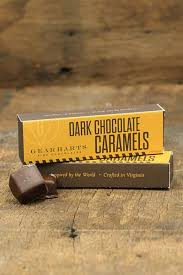Gearharts Fine Chocolates Dark Chocolate Caramels
