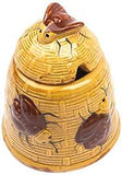 Bee Hive Honey Pot
