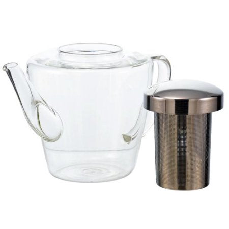 Grosche Sicily Teapot with Stainless Steel Infuser