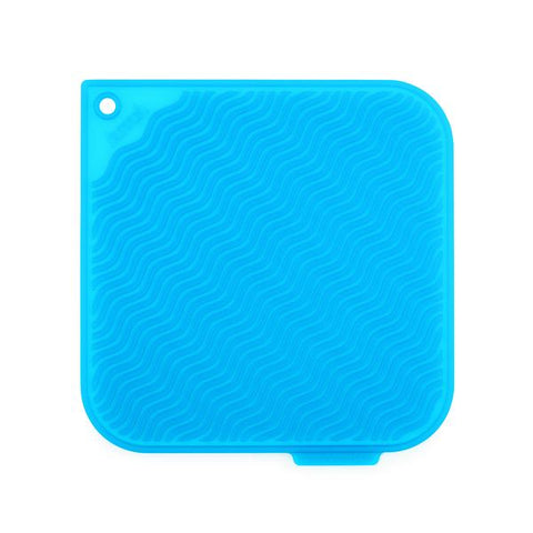 Silicone Hot pad - Blue