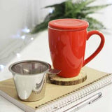 Grosche Kassel Ceramic Tea Infuser Mug