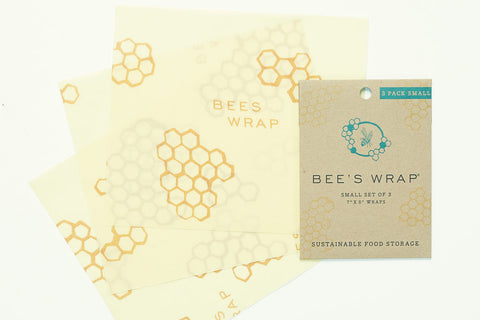 Bee's Wrap Small Wrap - 3 Pack