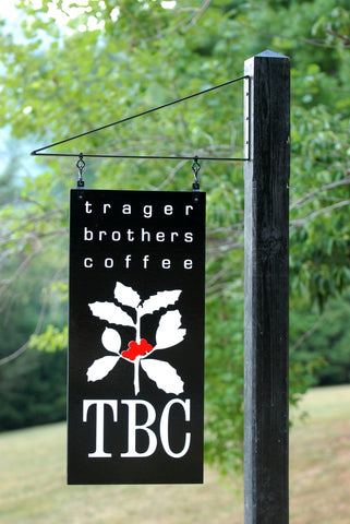 Trager Brothers Coffee Blend 70 12 ounce bag