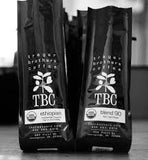 Trager Brothers Coffee Ethiopian 12 ounce bag