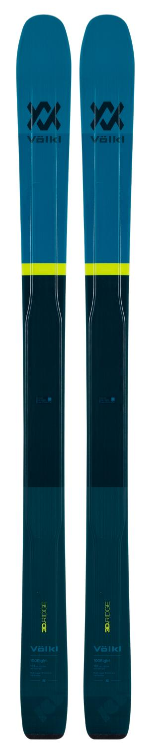 2020 Volkl 100Eight snow skis (CLEARANCE) - ProSkiGuy your Hometown Ski Shop on the web