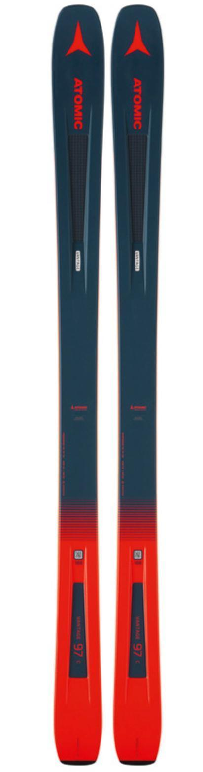 ATOMIC 2019 Atomic Vantage 97C snow skis (CLEARANCE) - ProSkiGuy